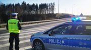 Wypadek pijanego kierowcy na trasie Chrzanowo - Woszczele