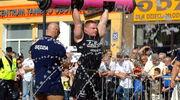 Ze sportowego archiwum (2008): Puchar Polski strongman w Bartoszycach