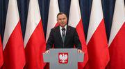 Prezydent Andrzej Duda: Proszę, żebyście pomogli mi sklejać naszą Polskę, nasze społeczeństwo [SONDA]