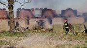 Kolejny pożar zabudowań gospodarczych w ciągu kilku dni [GALERIA]
