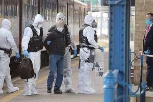 Koronawirus: Nieodpowiedzialny pasażer pociągu aresztowany na Dworcu Głównym w Olsztynie [ZDJĘCIA]