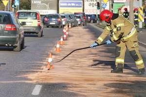Uwaga! Utrudnienia na drogach Olsztyna