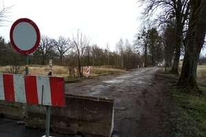 Coraz dłuższa droga z Górowa Iławeckiego do Bartoszyc [ZDJĘCIA]