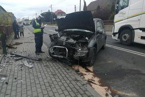 Pirat drogowy i pijany kierowca na drogach gminy Lubawa