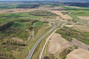Rusza budowa drogi ekspresowej S5. W przyszłości połączy autostradę A1 z drogą S7