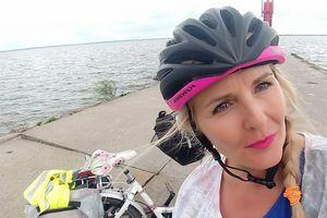 Beata Kowalska: Najlepiej myśli mi się na rowerze