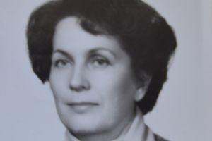 Wspomnienie  o Halinie Truszczyńskiej