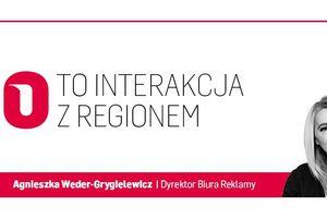 Agnieszka Weder-Grygielewicz: partnerzy inspirują nas do zmian
