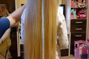 Dziewczynki oddadzą swoje długie włosy chorym na raka