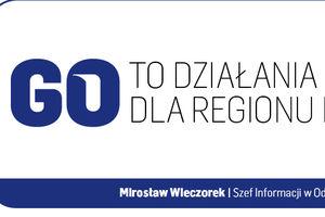 Mirek Wieczorek: przede wszystkim informacja lokalna