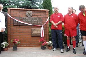 Ze sportowego archiwum (2007): wizyta piłkarzy Orłów Górskiego w Bartoszycach [ZDJĘCIA, FILM]
