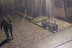 Pomóż w identyfikacji wandala! [VIDEO]