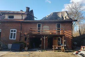 Pomóżmy odbudować rodzinny dom po pożarze