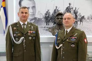 Zmiana dowódcy w jednostce