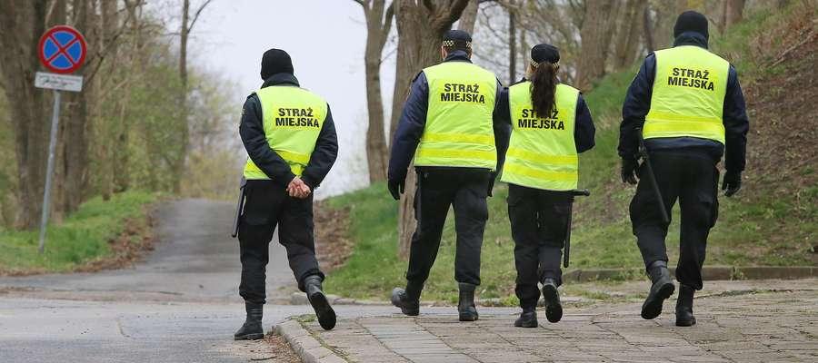 Patrol straż miejska