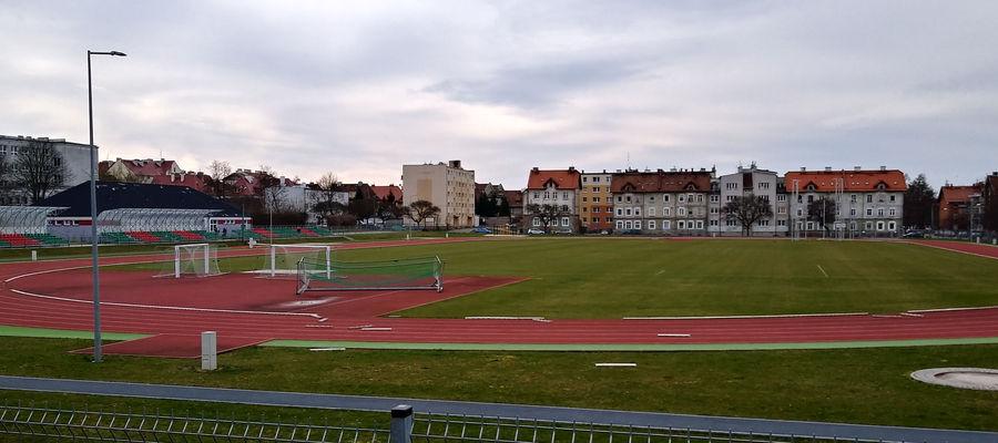 Od 4 maja po kilka osób będzie można trenować na ostródzkim stadionie