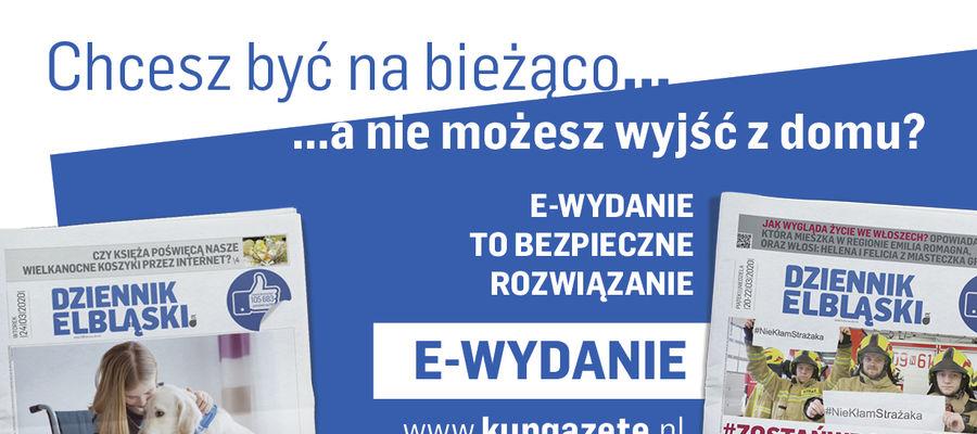 E-wydanie Dziennika Elbląskiego