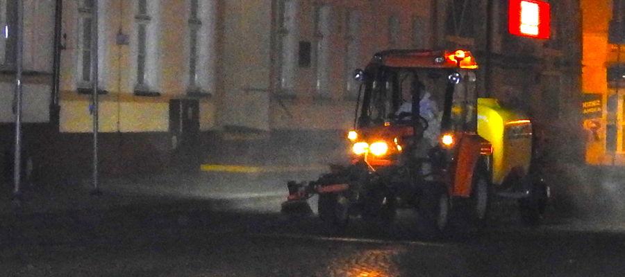 Wcześniej dezynfekcja odbyła się już w Nowym Mieście Lubawskim