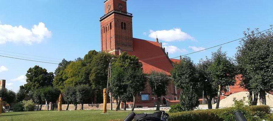 Kościół św. Michała Archanioła w Sępopolu