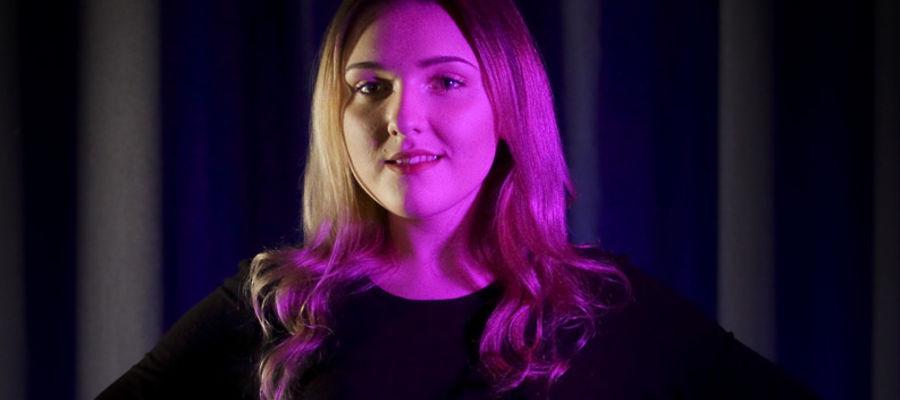 Aleksandra Lewicka z Kurzętnika zadebiutuje jako aktorka Śródmiejskiego Teatru Muzycznego w Warszawie