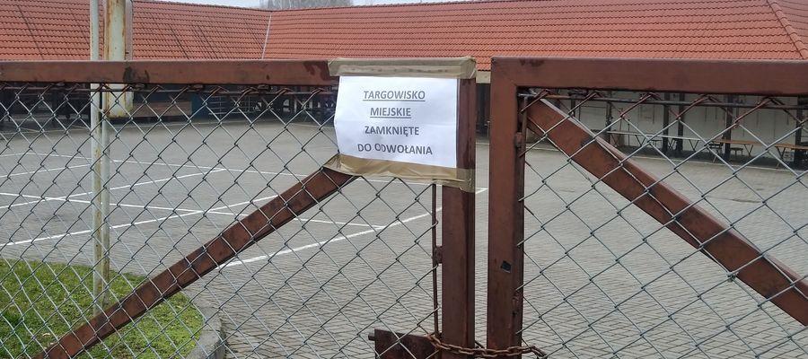 Od wtorku (5 maja) bramy targowiska mają zostać otwarte