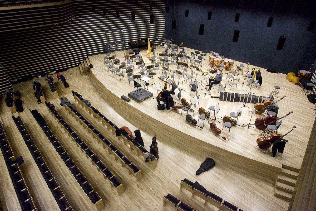 Włoski temperament  w Filharmonii Warmińsko-Mazurskiej - full image