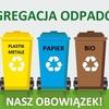 Nowe stawki za śmieci w gminie Prostki. 18,50 zł od osoby