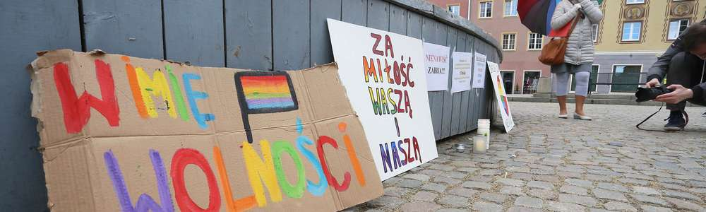 Polska najbardziej homofobicznym krajem w Unii Europejskiej