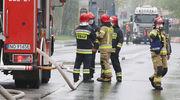 Awaria gazu na ul. Jagiellońskiej w Olsztynie. Utrudnienia w ruchu [ZDJĘCIA]