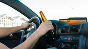 Wysyp pijanych kierowców. 16-latek przyjechał do sklepu mając 0,7 promila