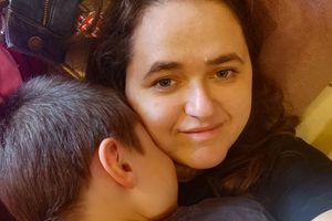 Katarzyna Ptaszyńska, mama