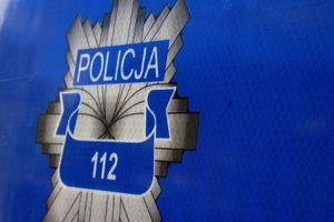 Pijany motocyklista trafił do szpitala po zderzeniu z ciągnikiem