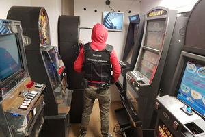 Walka z hazardem w okresie pandemii. Kolejne automaty do gier zatrzymane