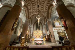 Msza św. dziękczynna za życie i pontyfikat św. Jana Pawła II [LIVE]