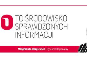 Małgorzata Dargiewicz: Od lat wspieramy biznes lokalny
