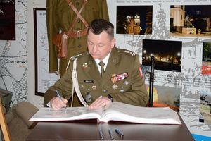 Rozmowa z nowym dowódcą 20 Bartoszyckiej Brygady Zmechanizowanej