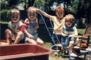 Moje najpiękniejsze wspomnienie z dzieciństwa