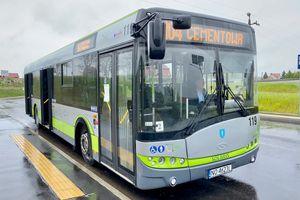 Mieszkańcy sąsiednich gmin dojadą autobusem podmiejskim linii 104 [VIDEO] [ZDJĘCIA]