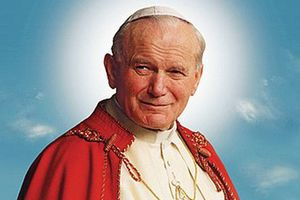 Dzisiaj Ełk obchodzi święto swojego patrona - Jana Pawła II
