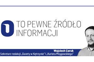 Wojciech Caruk: Jestem człowiekiem stąd