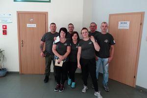 Strzelcy z Ornety pomagają szpitalowi w Elblągu