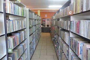 Od środy 6 maja czynna będzie biblioteka w Bartoszycach. Zapoznaj się z zasadami jej funkcjonowania