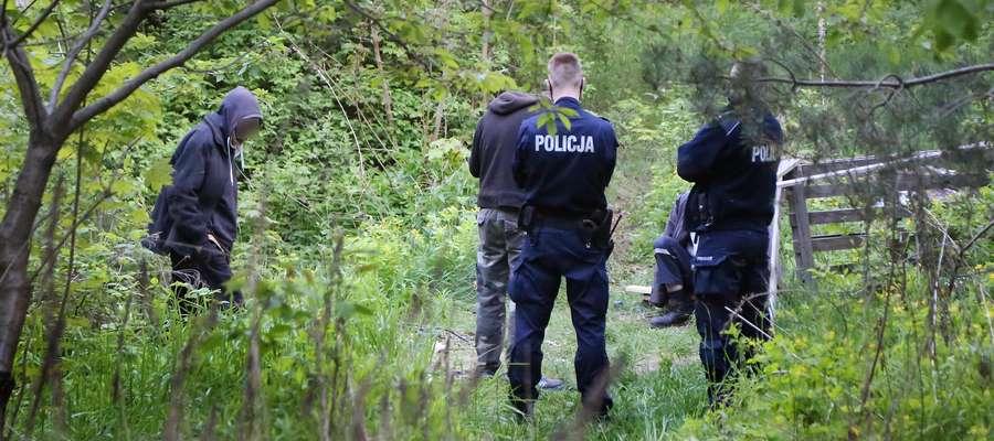 22 maja w Olsztynie znaleziono ciało mężczyzny