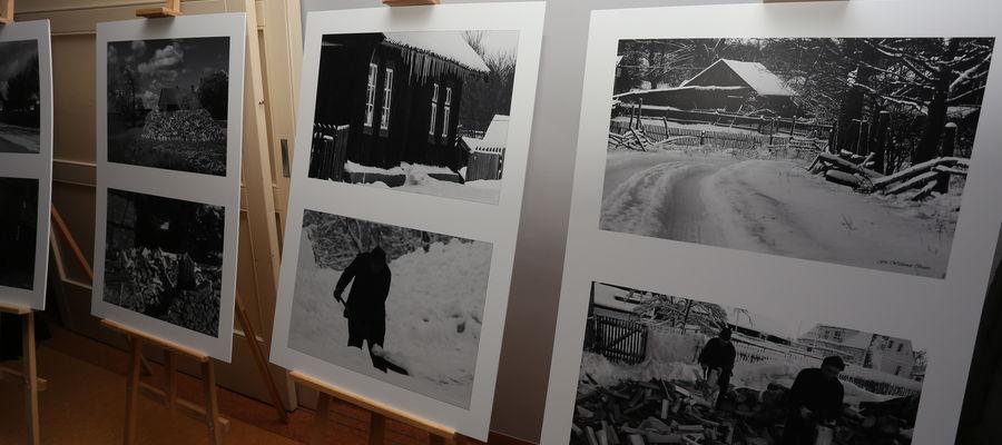 Mazury na zdjęciach artysty różnią się od tych przedstawianych w przewodnikach