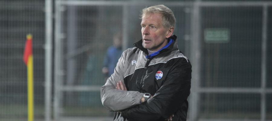 Jarosław Kotas, dyrektor sportowy i trener Sokoła Ostróda