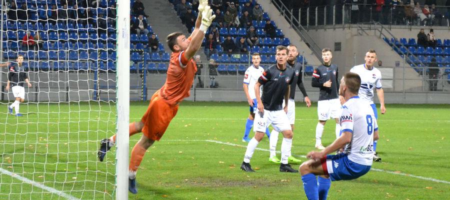 W meczu z Polonią Warszawa Sokół Ostróda wygrał 3:1