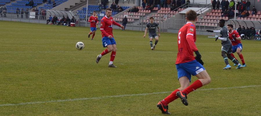 Piłkarze Sokoła są na 1. miejscu w III lidze, ale nie wiadomo czy wywalczą awans