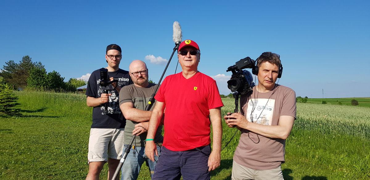 Selfie po Polsku - Polski Borat  - full image