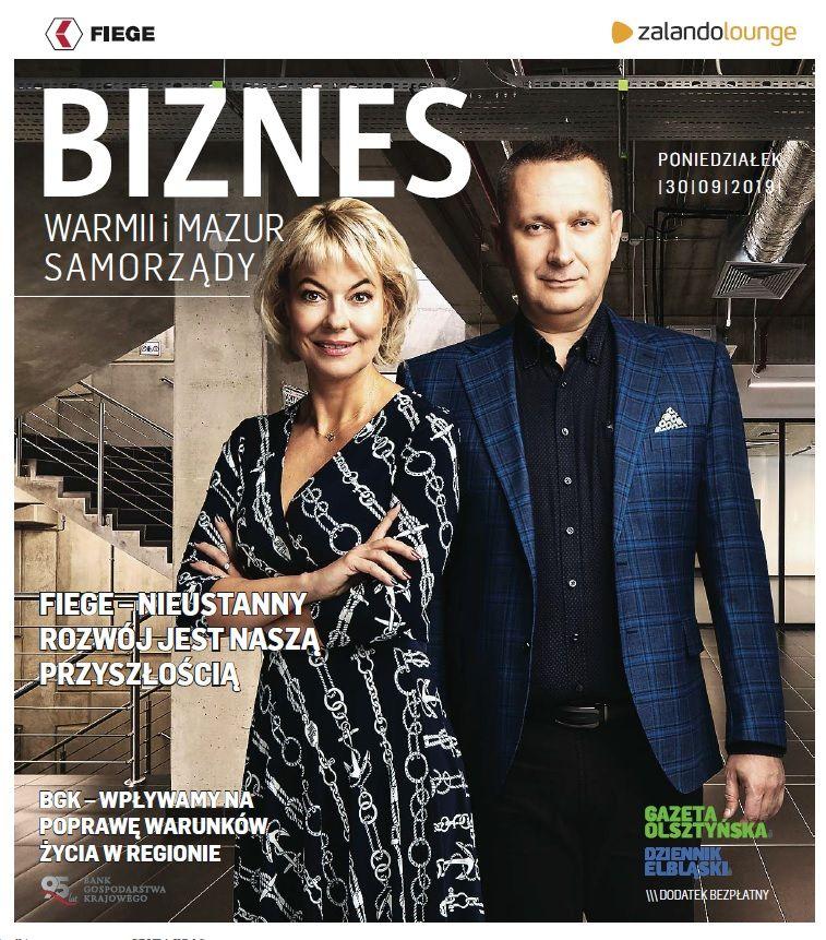 Biznes Warmii i Mazur - Samorządy