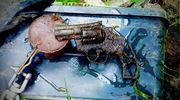 Pistolet wyłowiony z Łyny